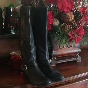 Sole Society leather boots
